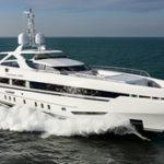 Heesen Yachts сдает 45-метровую спортивную полуводоизмещающую спортивную яхту Amore Mio