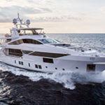 Arcon Yachts и Benetti Yachts — начало строительства Vivace 125