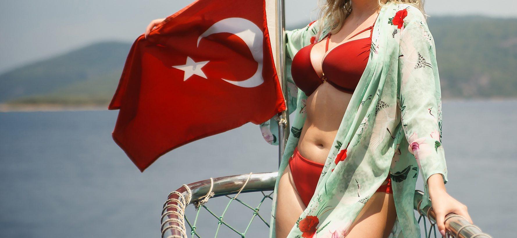 Продажа яхт в Турции