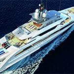 Galactica Super Nova - самая большая яхта верфи Heesen Yachts
